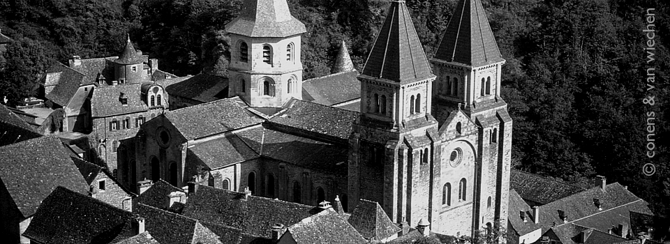 ste foy in conques, frankrijk