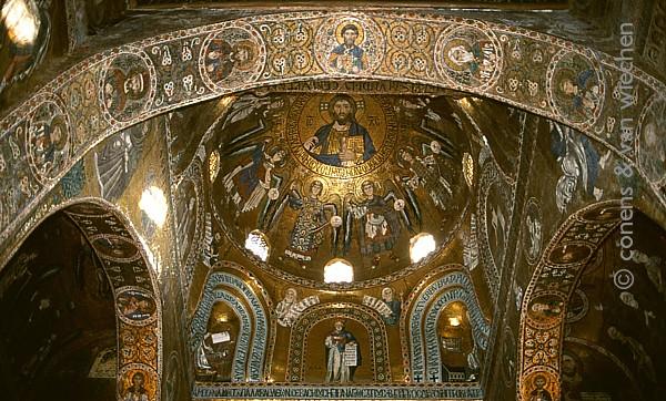 Oudweb 12e eeuw palermo oudweb - Oostelijke mozaiek ...